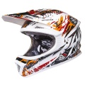 Casque Cross SHOT Furious Charge Orange