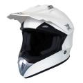 Casque moto Torx Marvin White