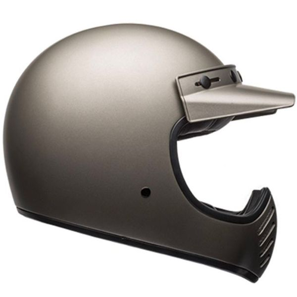Casque Cross Bell Moto-3 Independent Titanium
