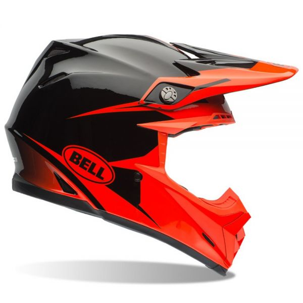 Casque Cross Bell Moto-9 Infrared Intake
