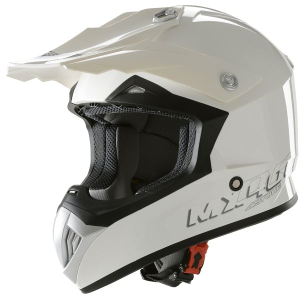 Casque Cross Astone MX400DR Blanc