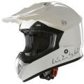 Casque moto Astone MX400DR Blanc