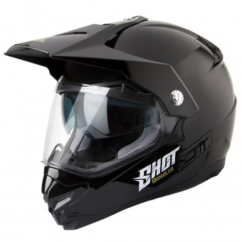 Casque Cross SHOT Rambler Noir