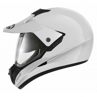 Casque Cross Airoh S5 Blanc