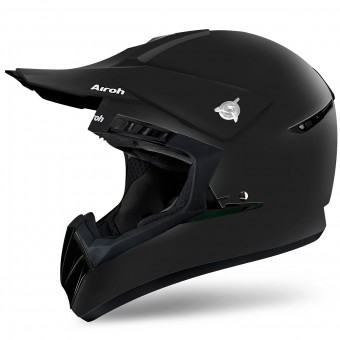 Casque Cross Airoh Switch Black Matt