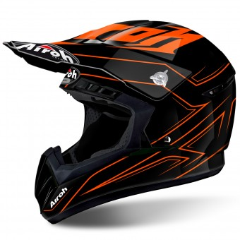Casque Cross Airoh Switch Spacer Orange