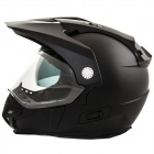Casque Cross LEM Trail Black