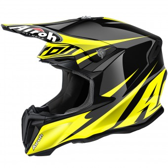 Casque Cross Airoh Twist Freedom Yellow