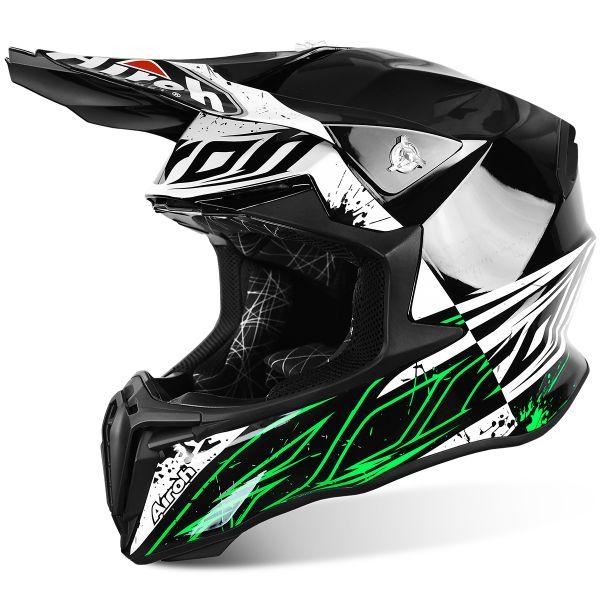 Casque Cross Airoh Twist Spot Gloss