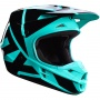 Casque Cross FOX V1 Race Green 004