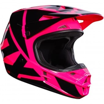 Casque Cross FOX V1 Race Pink 170