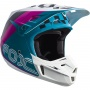 Casque Cross FOX V2 Rohr Teal 176