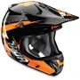 Casque Cross Thor Verge Rebound Flo Orange