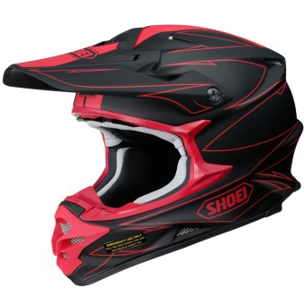 Casque Cross Shoei VFX-W Hectic TC1
