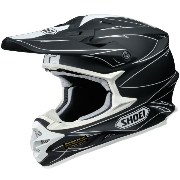 Casque Cross Shoei VFX-W Hectic TC5