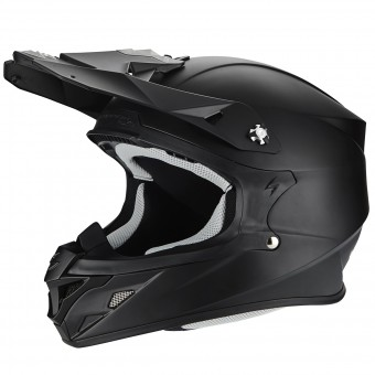 Casque Cross Scorpion VX-21 Air Matt Black