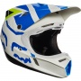 Casque Enfant FOX V3 Creo White Yellow Enfant 214