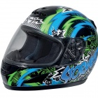 Casque Enfant Stormer Weave Kid Acid