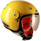 Casque Enfant Project Squalo Jaune 04