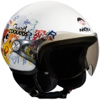Casque Enfant Nexx X60 Coolkids Blanc Brillant 2011