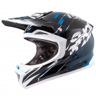 Casque Enfant SHOT Furious Capture Black Blue Enfant