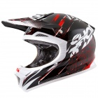 Casque Enfant SHOT Furious Capture Black Red Enfant