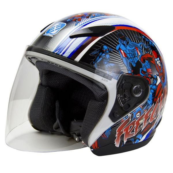 Casque Enfant Freegun Hero XS