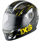 Casque Enfant IXS HX 135 Funky Black Yellow