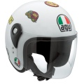 Casque moto AGV Open Top Vale Symbols