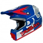 Casque Enfant pull-in Pull-in Blue Red Silver Enfant