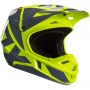 Casque Enfant FOX V1 Race Yellow Enfant 005