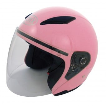 Best of casques moto  Torx Walt Pink Enfant