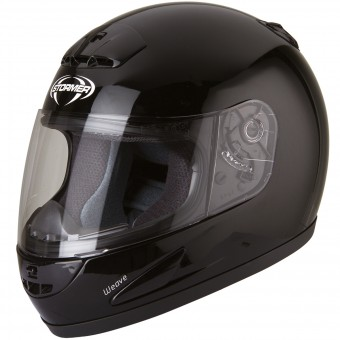 Casque Enfant Stormer Weave Kid Black