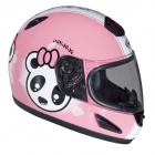 Best of casques moto  Stormer Weave Kid Pandada