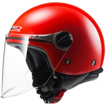 Casque Enfant LS2 Wuby Red OF575J