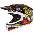 Casque Enfant Freegun XP-4 Cause Yellow Red Enfant