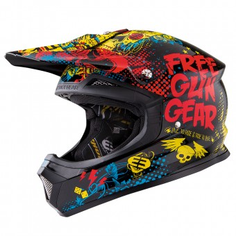 Casque Enfant Freegun XP-4 Iron Yellow Enfant