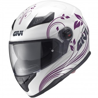 Casque Integral Givi 50.4 Ninphea White