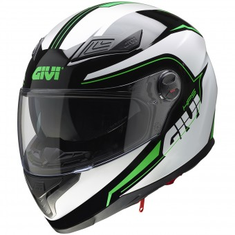 Casque Integral Givi 50.4 Spectrum Black Green