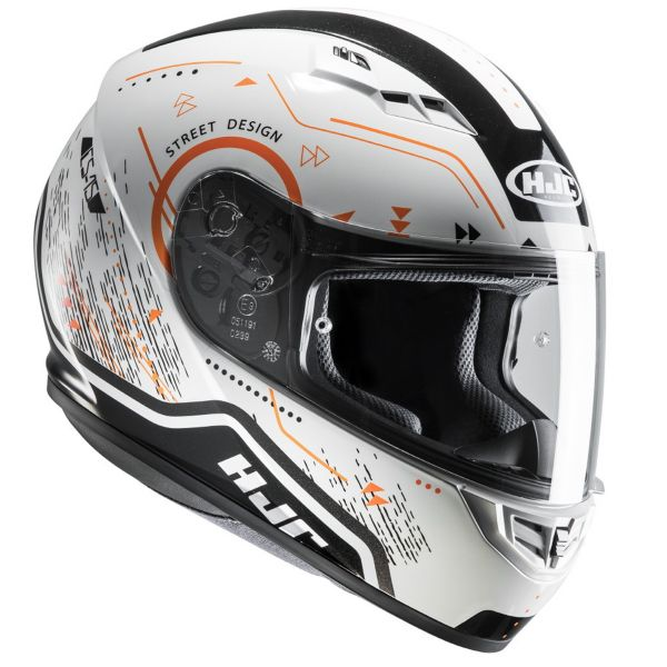Casque Integral HJC CS-15 Safa MC7