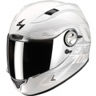 Casque Integral Scorpion EXO 1000 Air E11 Phantom Blanc Cameleon