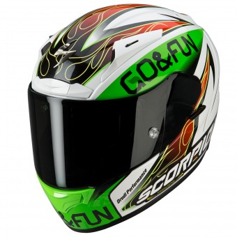 Casque Integral Scorpion EXO 2000 Air Bautista