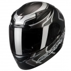 Casque Integral Scorpion EXO 2000 Air Circuit Noir Mat