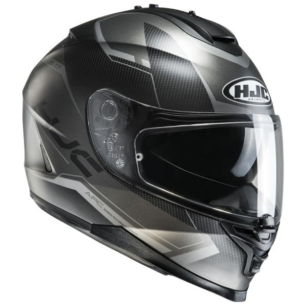 Casque Integral HJC IS17 Loktar MC5SF