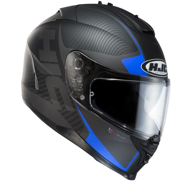 Casque Integral HJC IS17 Mission MC2F