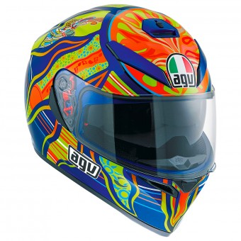 Casque Integral AGV K3 SV Top Five Continents