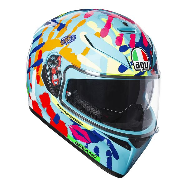 Casque Integral AGV K3 SV Top Misano 2014
