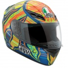 Casque Integral AGV K3 Top 5 Continents