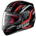 Casque moto Nolan N64 Fusion Black Red 27