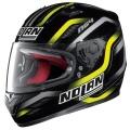 Casque moto Nolan N64 Fusion Black Yellow 28